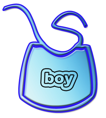 Baby Bib Clip Art Images & Pictures - Becuo
