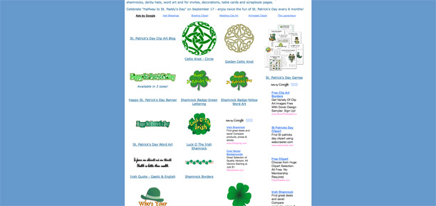 free-clipart-shamrocks-13
