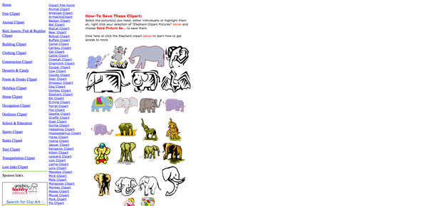 free elephant clipart 2 3 Words (During/After) Sex Men's Ringer T Shirts by FunChineseTees