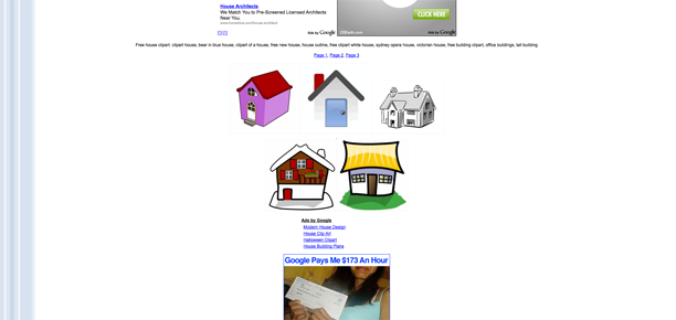 Using images such as free house clipart within your creations will allow you